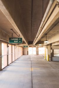 Commercial Security: Parking Lots and Garages